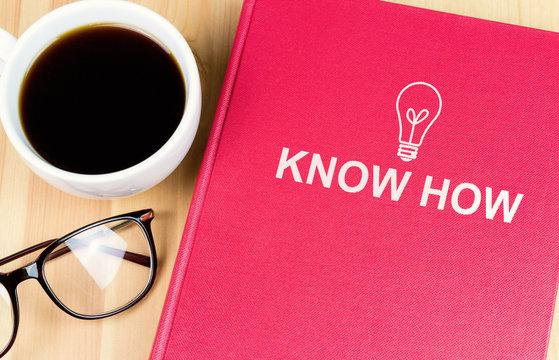 Know-How jako najważniejszy czynnik sukcesu dla przedsiębiorcy i kierownika działu. [1/12]
